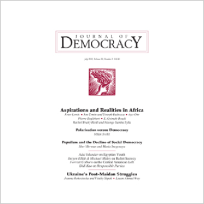 Journal of Democracy - January 1997