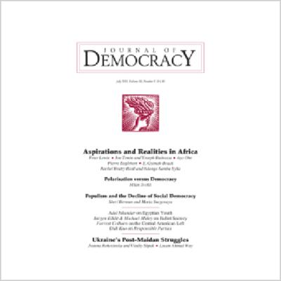 Journal of Democracy - January 1997