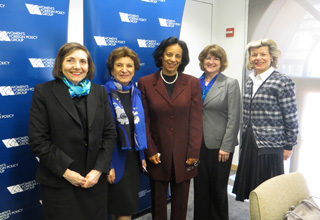 """WFPG Series """"Beyond the Headlines,"""" Highlights of the 2014 Meeting on Commission on the Status of Women"""
