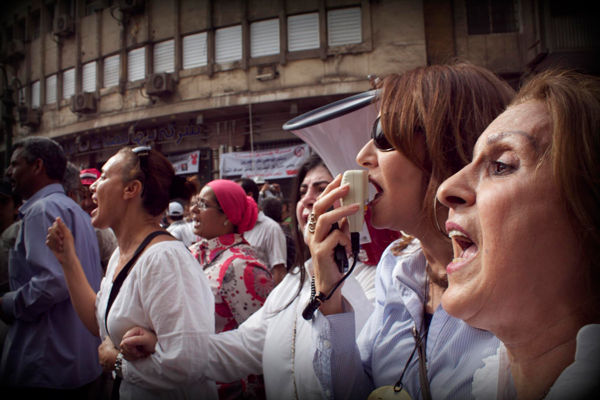 America Abroad: Women's Rights After the Arab Spring