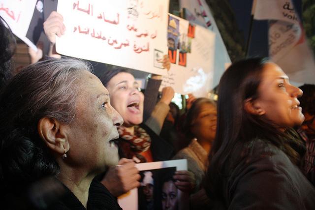 Vibrant Networking Keeps the Door Open for Arab Women