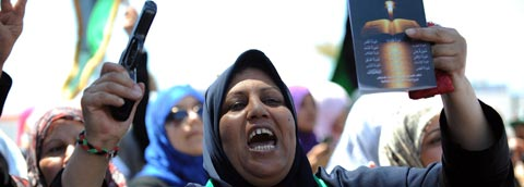 Revolution and Women's Rights in the Arab World