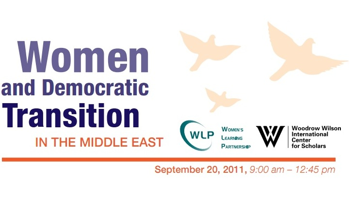 POMED Wire: Women and Democratic Transition in the Middle East