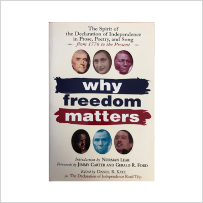 Why Freedom Matters