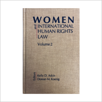 Women and International Human Rights Law
