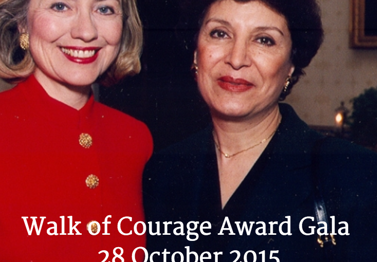 A Night to Celebrate Courageous Refugees and Migrants